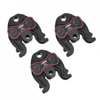 Malette 3 mini pince à sertir RF12-16-20 pour collecteurs pour Viper® M21+ Virax