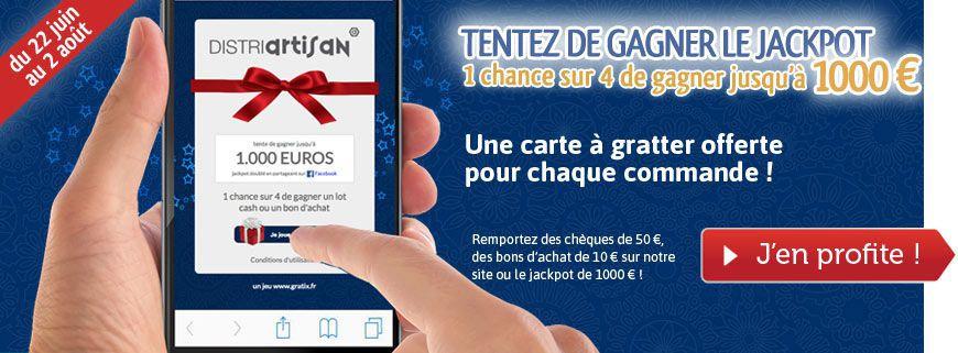 Tentez de gagnez jusqu'à 1000 € !