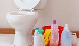 Détartrage de toilette