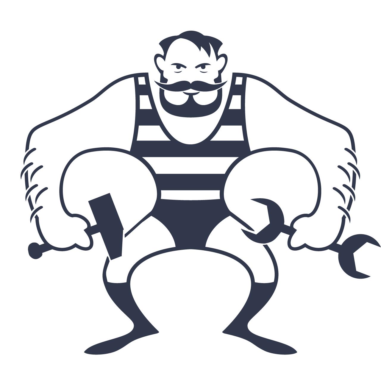 Logo stylé myHerakles
