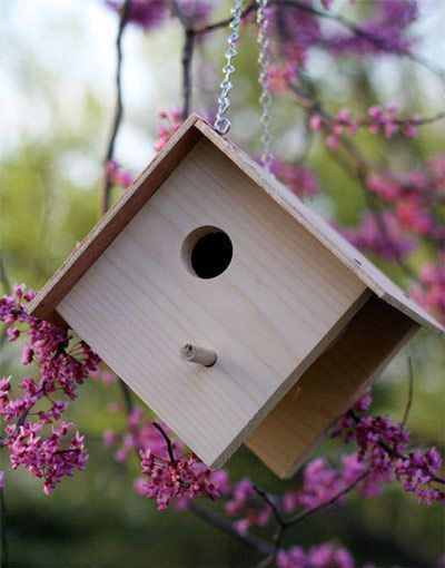 nichoir-oiseaux-diy