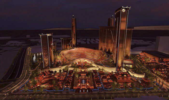 Casino Resort World Las Vegas
