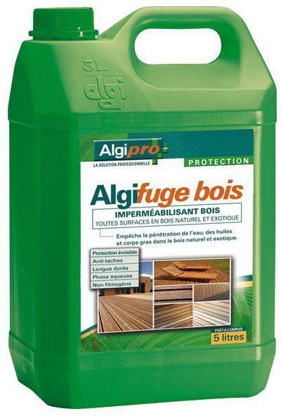 Algifuge bois