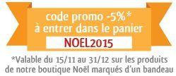 code promo NOEL2015