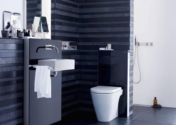 Panneaux monolith pour WC geberit