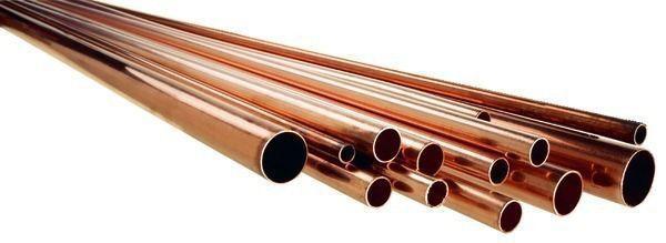 les différents types de tubes en cuivre