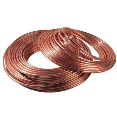 les types de tuyaux en cuivre