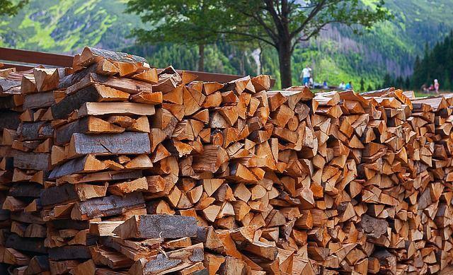 bois sec poêle à bois
