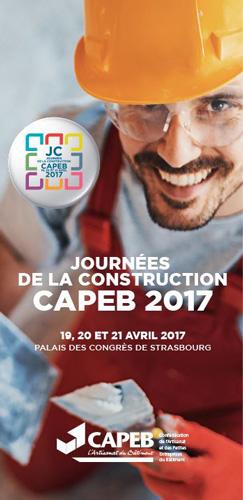 Journées de la construction 2017