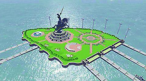 La plus grande statue du monde