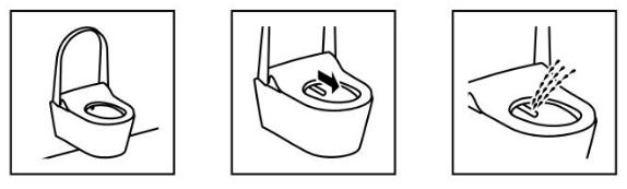 cuvette lavante