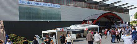 Parc des expositions Limoges