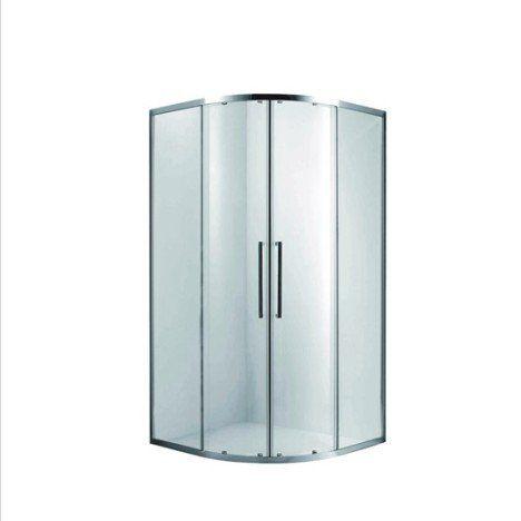 Porte de douche salle de bain