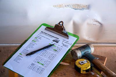 préparation d'un chantier