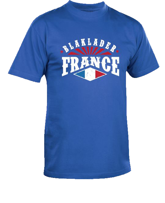 T-shirt France Blaklader à gagner