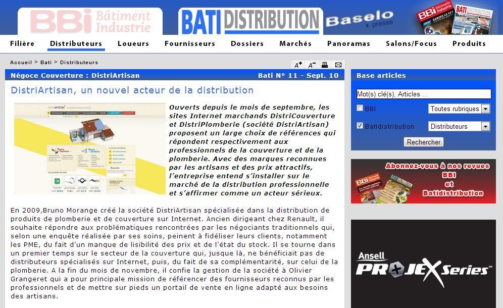batidistribution
