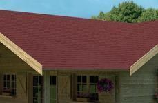 feutre de toit onduline bardeaux de toiture mat riaux de toiture et fa ade couverture. Black Bedroom Furniture Sets. Home Design Ideas