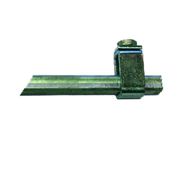 piquet de terre tr fle acier galvanis connection 1 m robinets tous gaz pour cuivre. Black Bedroom Furniture Sets. Home Design Ideas