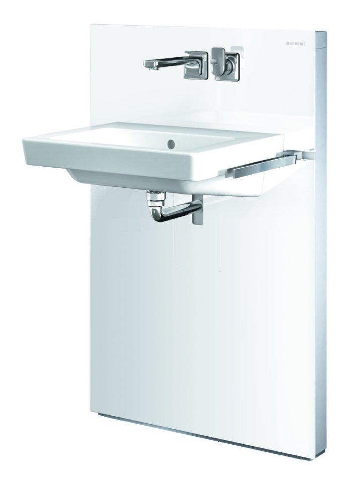 panneau monolith geberit pour lavabo suspendu lavabos. Black Bedroom Furniture Sets. Home Design Ideas