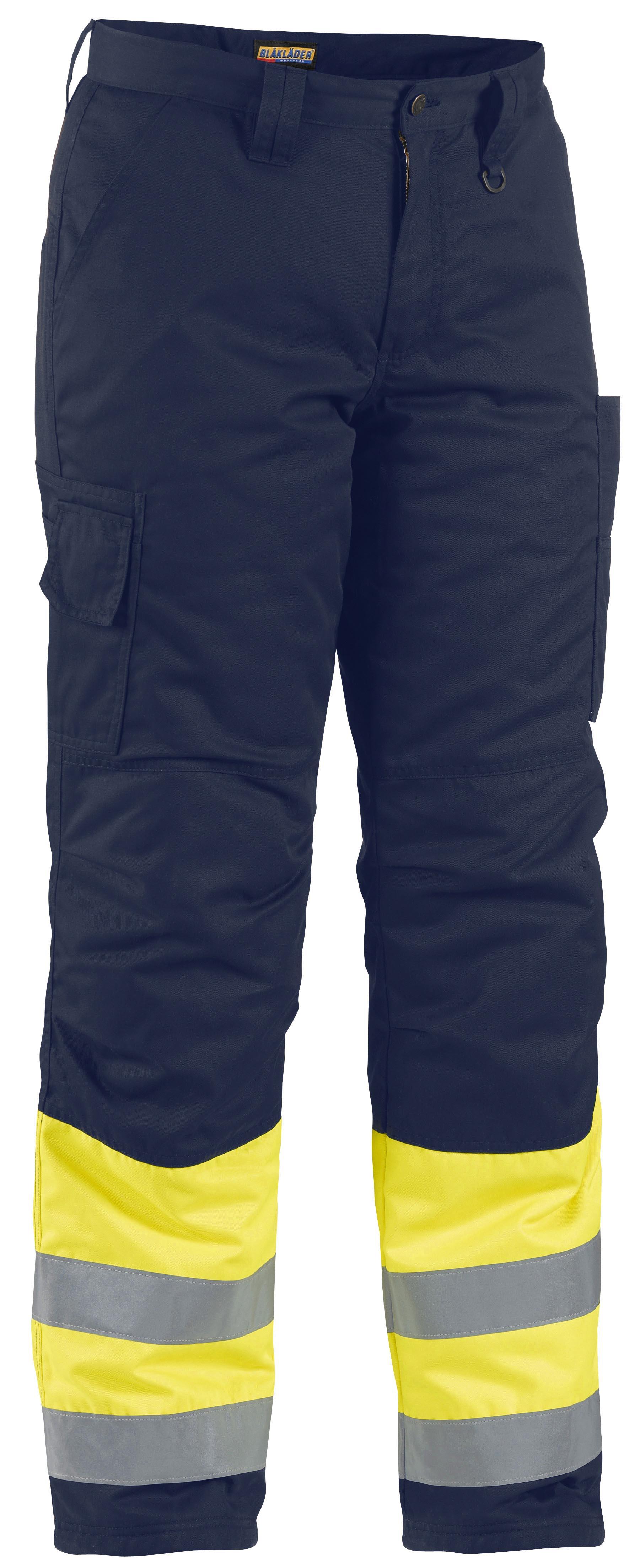 pantalon haute visibilit hiver pantalon de travail v tements de travail haute visibilit. Black Bedroom Furniture Sets. Home Design Ideas