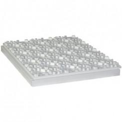 dalle plots multidirectionnelle r2 10 grise x6 plaques dalles plancher chauffant basse. Black Bedroom Furniture Sets. Home Design Ideas