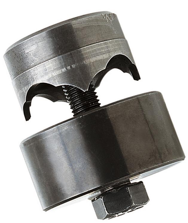 Emporte pi ce vier inox 35 mm emporte pi ces outils de coupe outillage distriartisan - Emporte piece pour evier inox ...