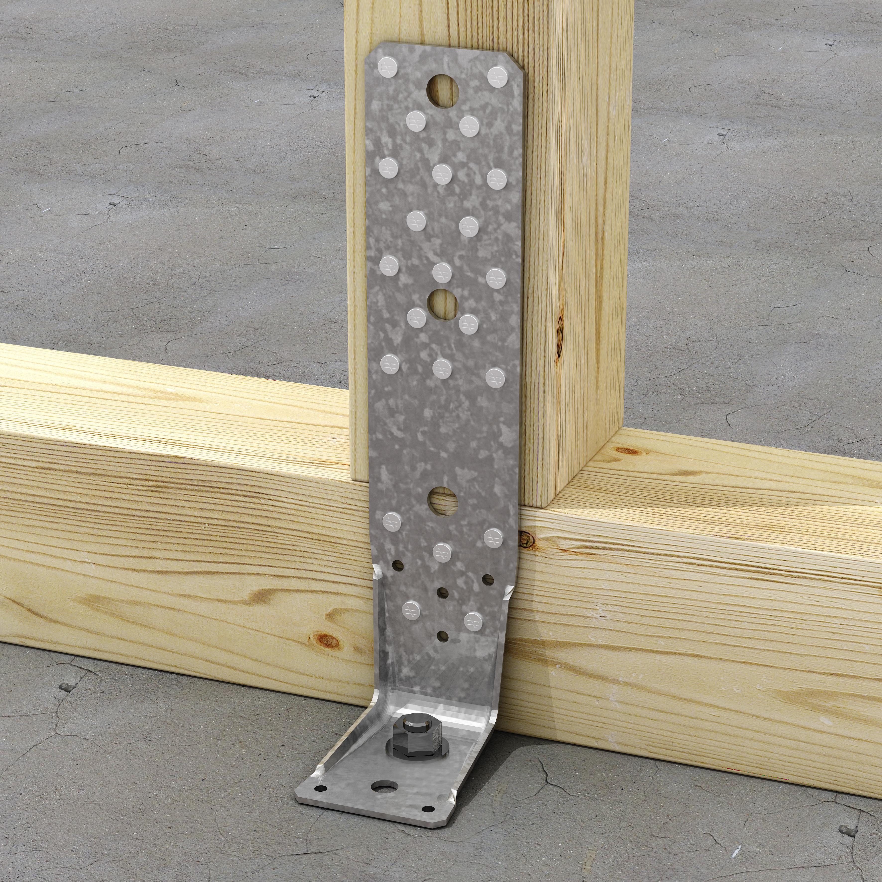 equerres renforc es pour ossature bois dimensions au choix connecteurs charpente fixation. Black Bedroom Furniture Sets. Home Design Ideas