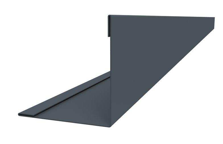 raccord d 39 angle ext rieur pour t les acier en bardage joris ide couleur au choix panneaux. Black Bedroom Furniture Sets. Home Design Ideas