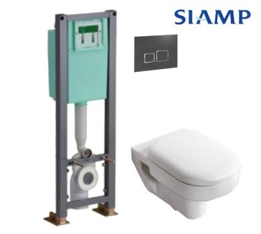 pack wc suspendu siamp ideal standard autoportant 3 en 1 pack wc suspendu wc sanitaire. Black Bedroom Furniture Sets. Home Design Ideas