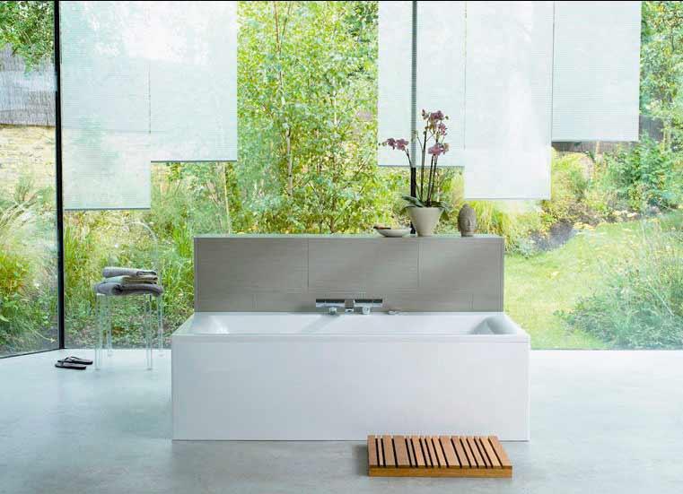 baignoire connect rectangulaire ideal standard baignoire. Black Bedroom Furniture Sets. Home Design Ideas