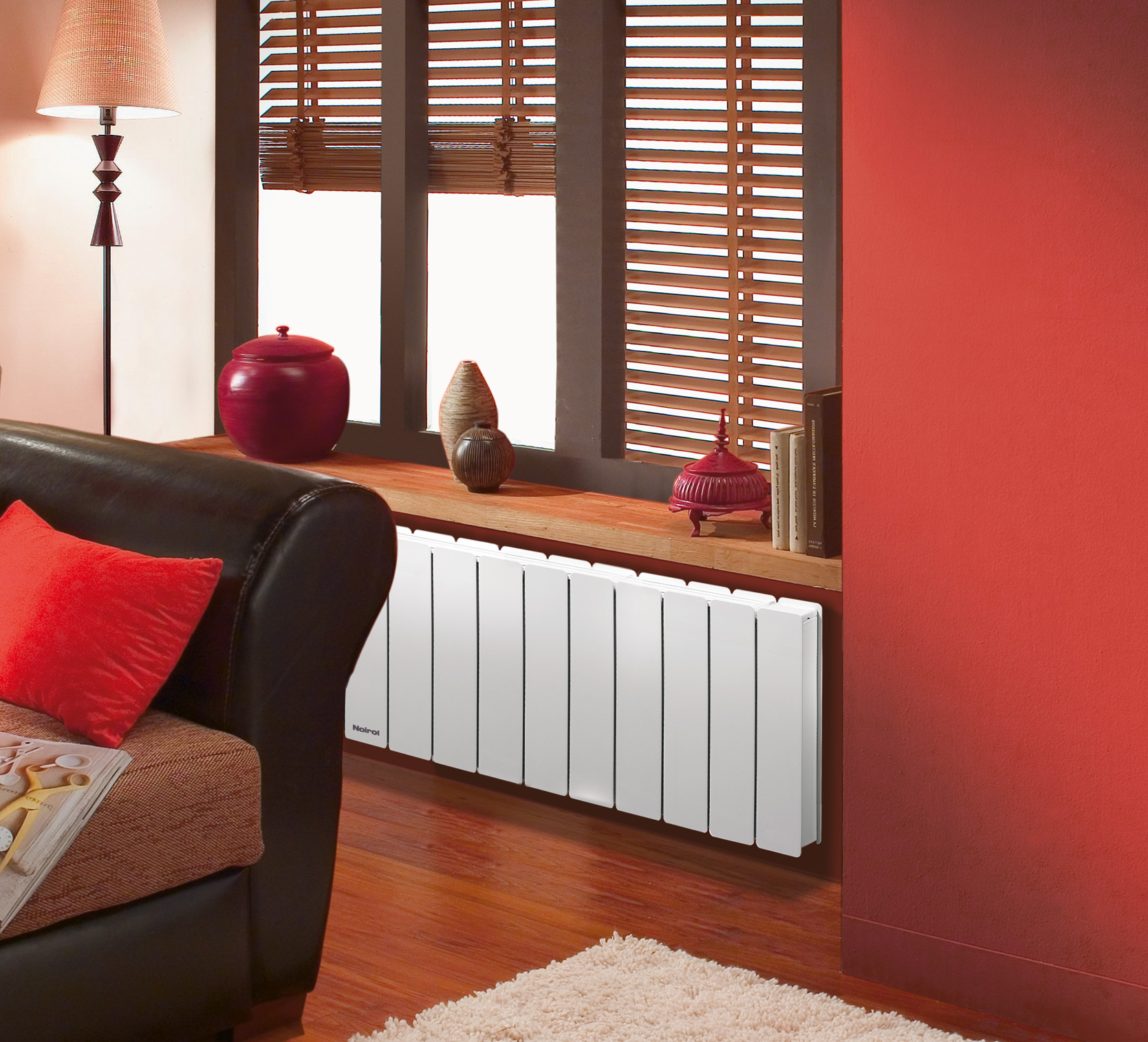 radiateur fonte active. Black Bedroom Furniture Sets. Home Design Ideas