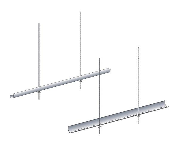 cadre de fixation fsb pour sortie de toit poujoulat sorties de toit chemin es poujoulat et. Black Bedroom Furniture Sets. Home Design Ideas