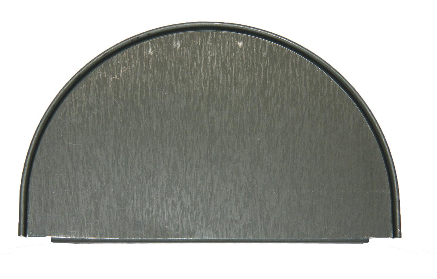 Fonds embo tables en zinc patin ardoise pour goutti re for Gouttiere demi ronde zinc