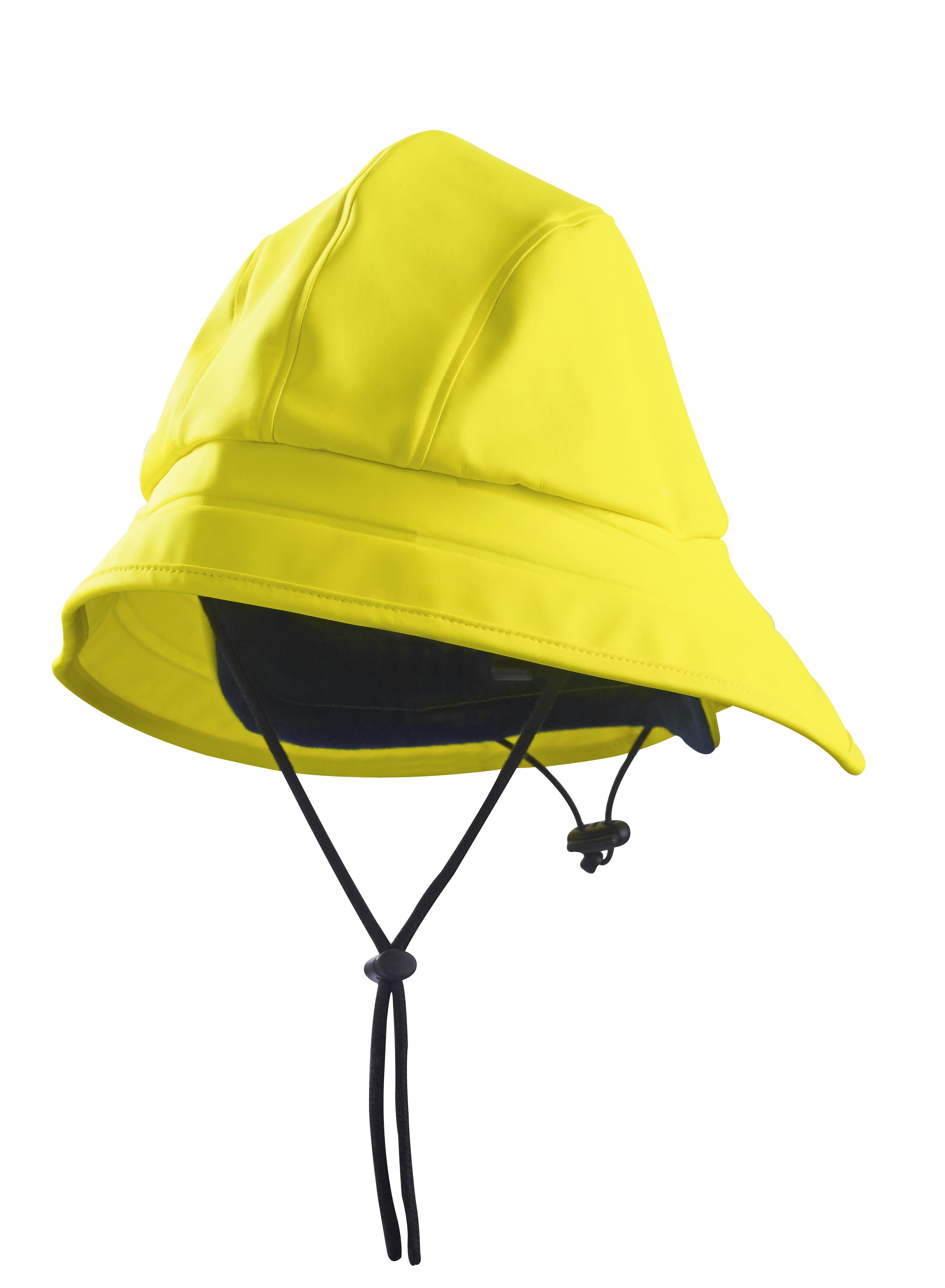 chapeau de pluie jaune bonnets et chapeaux accessoires epi v tements et epi distriartisan. Black Bedroom Furniture Sets. Home Design Ideas