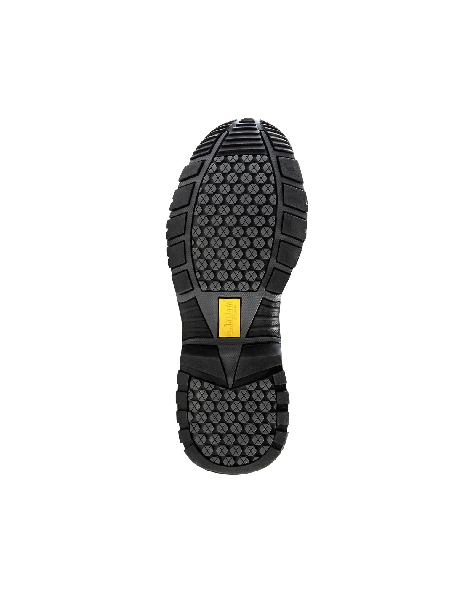 chaussures de s curit hautes hiver noir jaune chaussures de s curit hautes chaussures de. Black Bedroom Furniture Sets. Home Design Ideas