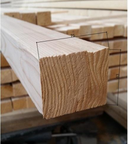 chevron en bois traitement autoclave dimensions et. Black Bedroom Furniture Sets. Home Design Ideas