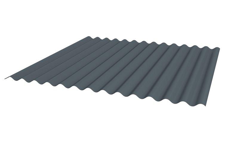 t le bac acier joris ide cirrus 76 18 14 ondes pour couverture s che paisseur couleur et. Black Bedroom Furniture Sets. Home Design Ideas