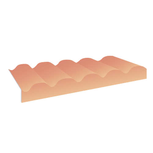closoir fibres ciment plaques supports de tuiles mod le au. Black Bedroom Furniture Sets. Home Design Ideas