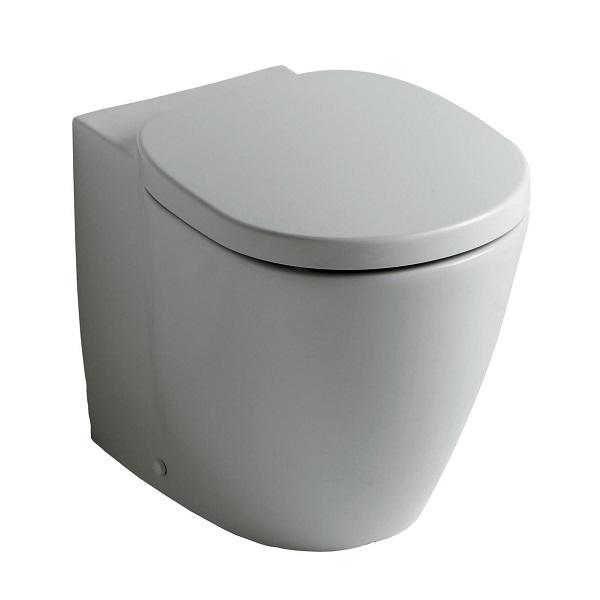 cuvette wc connect au sol ideal standard cuvettes wc. Black Bedroom Furniture Sets. Home Design Ideas