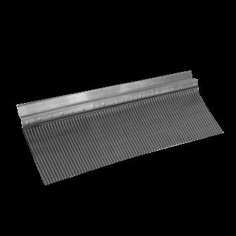 bande de solin en zinc avec plomb 2 m rheinzink bandes. Black Bedroom Furniture Sets. Home Design Ideas
