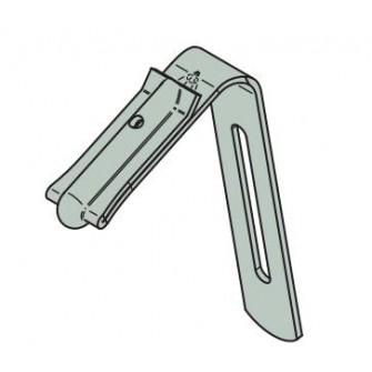 Fixation negrafix pour crochet de goutti re bac acier for Fixation faitiere bac acier