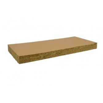 panneau isolant en laine de roche semi rigide rockmur. Black Bedroom Furniture Sets. Home Design Ideas
