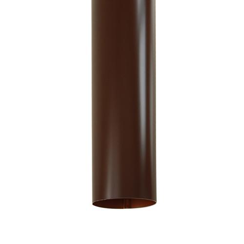 tube de descente rond aluminium 80 longueur au choix. Black Bedroom Furniture Sets. Home Design Ideas