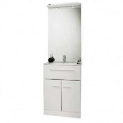 meuble de salle de bains au sol kyala meuble salle de bain sanitaire distriartisan. Black Bedroom Furniture Sets. Home Design Ideas