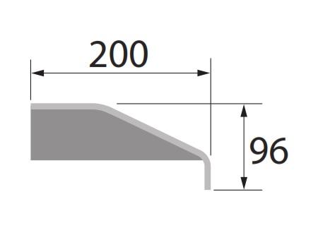 closoir ondul bords jointifs coloronde plaque ondul e fibres ciment eternit t le. Black Bedroom Furniture Sets. Home Design Ideas