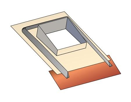 embase d 39 tanch it universelle ebu avec kit d 39 tanch it rouge brique pour sortie de toit. Black Bedroom Furniture Sets. Home Design Ideas
