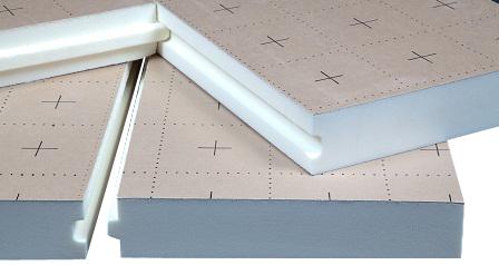 panneau d 39 isolation thermique int rieur recticel eurosol. Black Bedroom Furniture Sets. Home Design Ideas