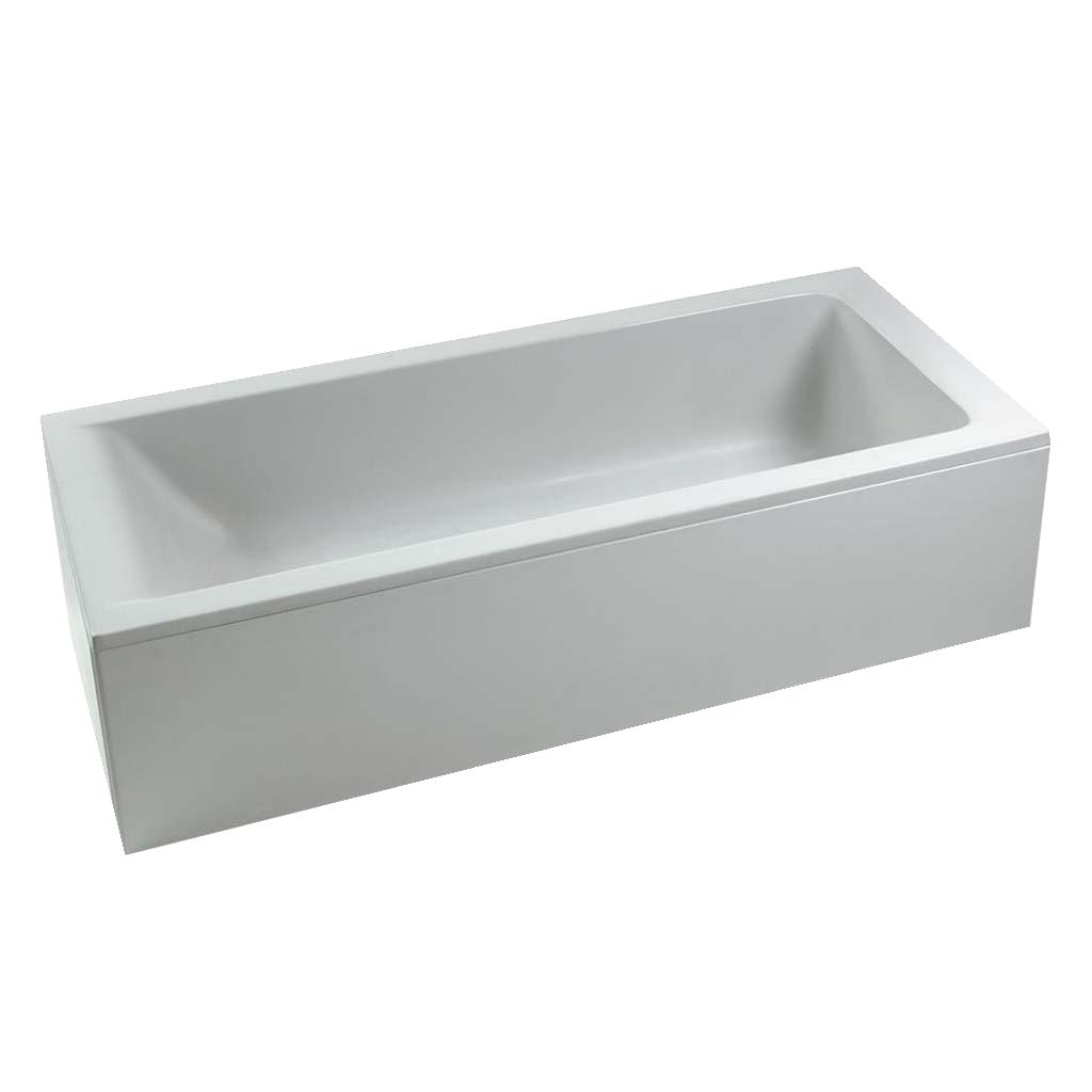 Baignoire connect rectangulaire ideal standard baignoire for Sanitaire baignoire
