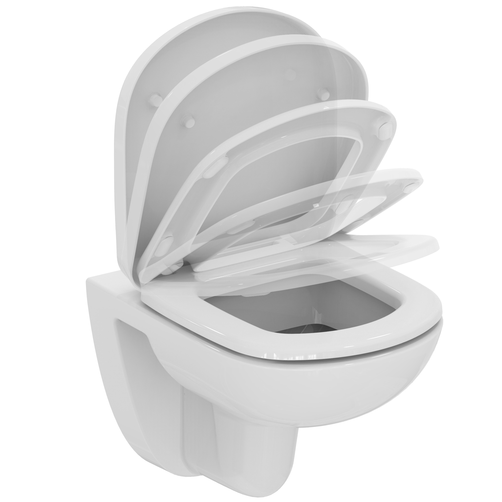 Ideal standard abattant wc for Lunette wc ideal standard