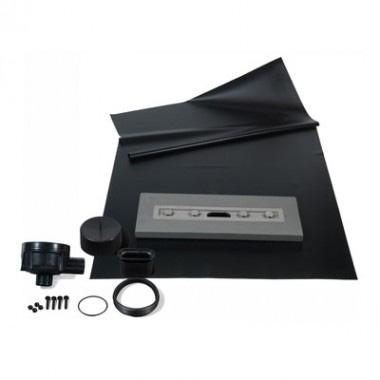 syst me d tanch it isotanche pour douche l italienne bonde sortie verticale tanch it. Black Bedroom Furniture Sets. Home Design Ideas